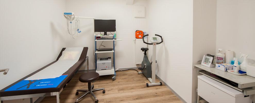 Ultraschallgerät von Praxis Dr. Milutinovic in Ebersberg und Steinhöring