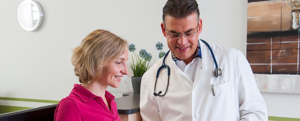 Personal von Hausarzt Ebersberg