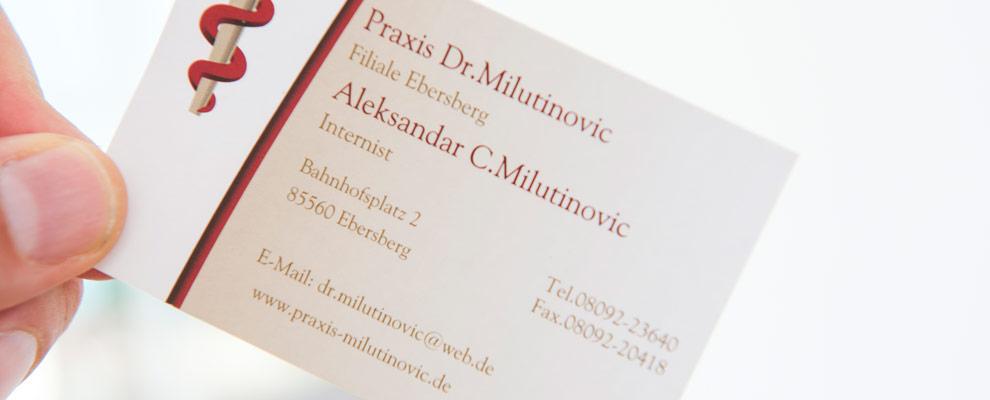 Dr. Milutinovic in Ebersberg und Steinhöring