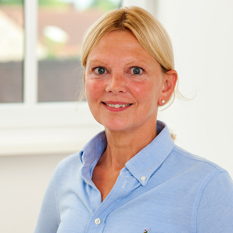 Dr. Eva Türck - Fachärztin für Allgemeinmedizin